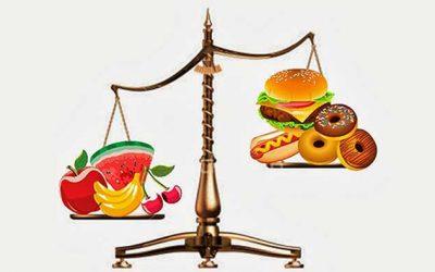 Ik eet gezond, maar val niet af