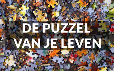 De puzzel van je leven.