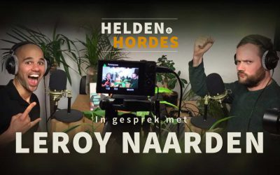 Helden & Hordes podcast interview